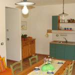 Appartamento in agriturismo con cucina
