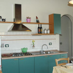 Appartamento per vacanze con cucina